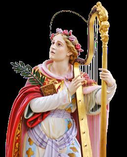 SVETA CECILIJA – 22.XI.