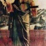 Legenda o sv. Stošiji, ženi koja je pjevala dok je gorjela na lomači