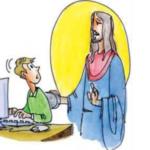 Isus s Interneta - božićni igrokaz za malu djecu