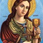Sveta Barbara mučenica