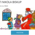 Sveti Nikola biskup - interaktivni kviz