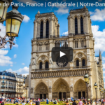 Notre Dame (Paris) - video uradak