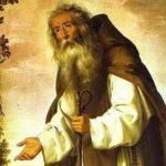 Sveti Antun pustinjak (opat) - kratki životopis
