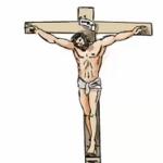 Kako nacrtati Isusa na križu - video upute
