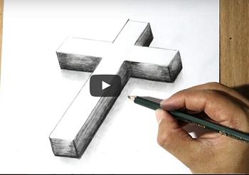 Kako-nacrtati-kriz-vjeronauk