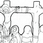 Kalvarija-žene pod križem - model za vjeronauk