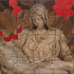 Pieta - Michelangelo (on-line puzzle)