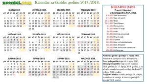 Kalendar 2019 Hrvatska Pdf