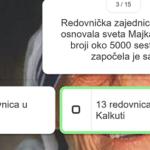 Sveta Majka Tereza - on-line kviz