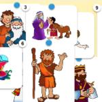 Kronologija povijesti spasenja - on-line igra za vjeronauk