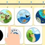 Stvaranje svijeta - interaktivne vježbe za vjeronauk u prvom razredu