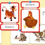 Životinje iz Noine arke - on-line igra za vjeronauk