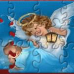 Anđeo čuvar - on-line puzzle
