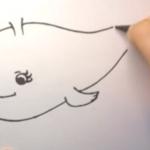 Kako nacrtati kita - video upute