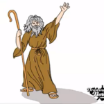 Kako nacrtati Mojsija - video upute