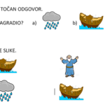 Noa - radni list (učenici s poteškoćama)
