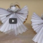 Kako izraditi anđela - video upute
