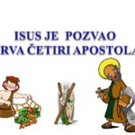 Isus je pozvao apostole - pps vjeronauk 2 razred