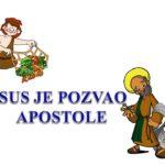 Isus poziva apostole – pps vjeronauk