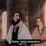 Pravedni sudac - animirani film