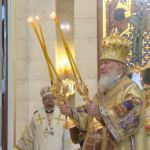 Ruska liturgija - video