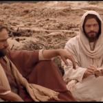 Isus je podijelio Petru prvenstvo - ulomak igranog filma