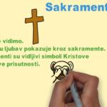 Sedam svetih sakramenata - animacija