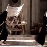 Isus je istjerao trgovce iz Hrama - video zapis
