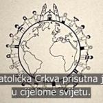 Jedna, sveta, katolička i apostolska Crkva - animacija