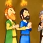 Silazak Duha Svetoga - kratki animirani filmovi - vjeronauk za najmlađe