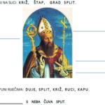 Sveti Duje - radni list za učenike s poteškoćama
