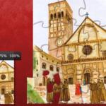 Bazilika sv. Ante u Padovi - on-line puzzle