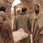 Isus je oživio sina udovice iz Naina - ulomak igranog filma