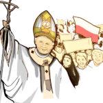 Sveti Ivan Pavao II. - flip-card