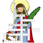 Sveta Katarina - on-line križaljka