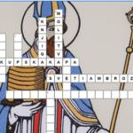 Sveti Ambrozije - on-line križaljka