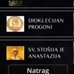 Korijeni kršćanstva na hrvatskim prostorima - 3 interaktivne igre za osmaše
