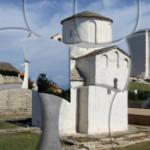 Sveti Križ u Ninu - on-line puzzle