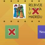 Tri kralja - zanimljiva interaktivna igra