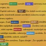ZAVIST - DIGITALNA VJEŽBA