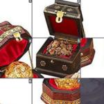 Darovi trojice kraljeva - klizna puzzla