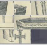 Višeslavova krstionica - klizna puzzla
