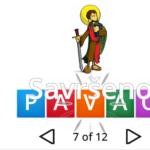 Isusovi apostoli - nekoliko digitalnih vježbi