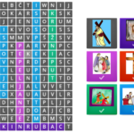 Korizma - interaktivna slikovna osmosmjerka