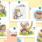 Noa - interaktivna slikovna vježba