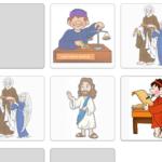 Sveti Matej apostol - memory za vjeronauk