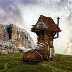 Izgubljena cipela - kratka priča