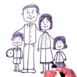 Kako nacrtati obitelj - video zapis