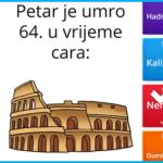 Sveti Petar i Pavao - interaktivni kviz