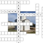 Hrvatske katedrale  interaktivna križaljka
